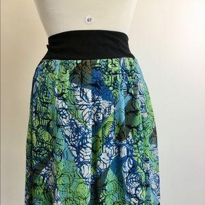 Jonathan Martin Multi Layered Skirt Size S (B-67)